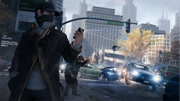 An IBM executive reacts to Ubisoft's Watch Dogs game about hacking smart cities