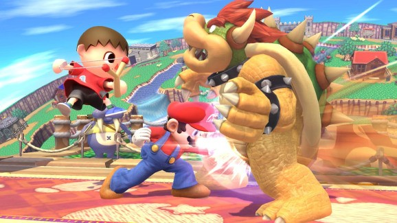 Super Smash Bros. hits 3DS first — Wii U version debuts this winter