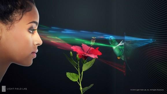 Light Field Lab raises $28 million for huge holographic displays