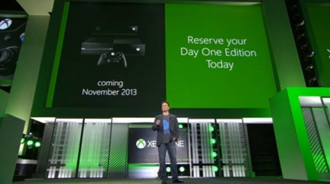 Xbox One priced at $499 in the U.S.