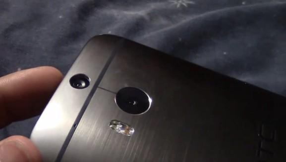 HTC's new One revealed in a lengthy video — sports additional SD card storage