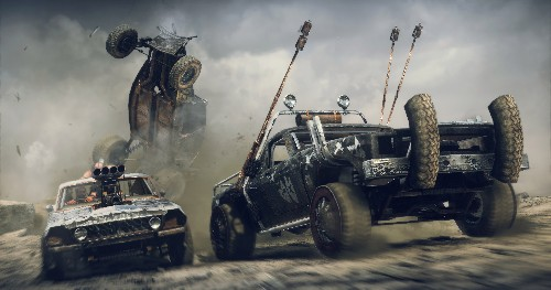 The overlooked games of 2015: Mad Max