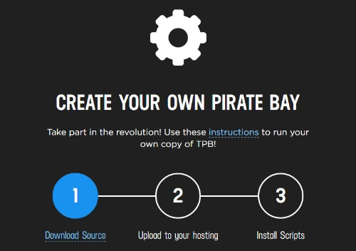 isoHunt now lets anyone launch their own version of The Pirate Bay