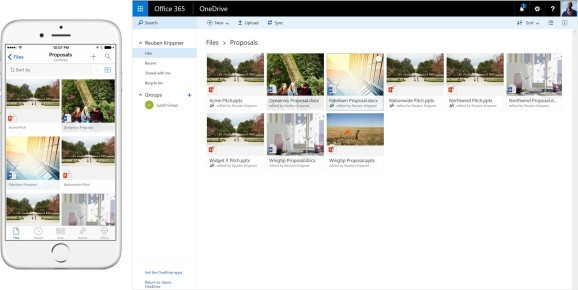 Microsoft will release SharePoint mobile apps, OneDrive integrations later this year