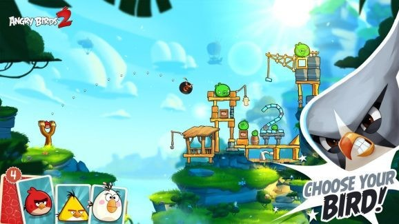 Researchers develop AI that can play Angry Birds