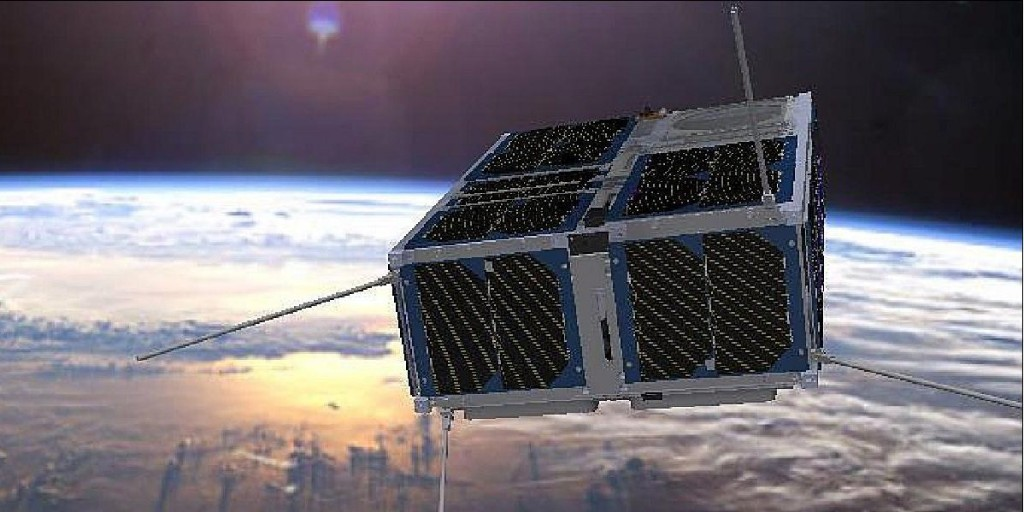 PhiSat-1 satellite uses AI to remove clouds from Earth images