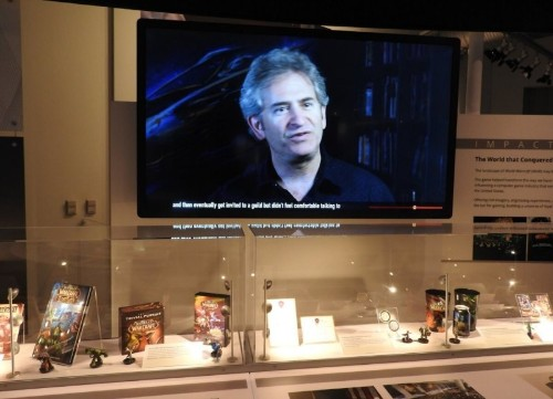 World of Warcraft showcased at Computer History Museum