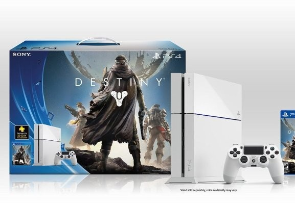 White PlayStation 4 for $350 on Xmas Eve at Best Buy