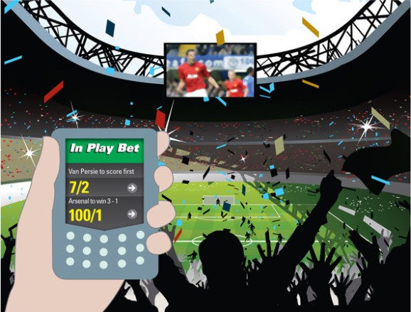 Why smart data distribution and recovery is a smart wager for mobile betting apps