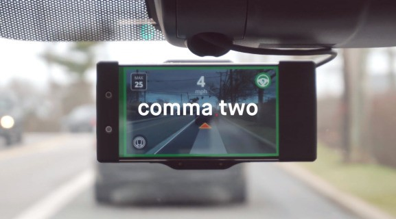 Comma.ai launches Comma Two, a $999 kit that imbues cars with assisted driving features