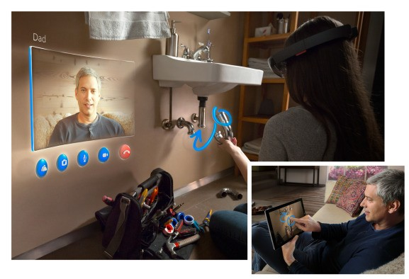 Microsoft's HoloLens will cost more than your Xbox One or PlayStation 4