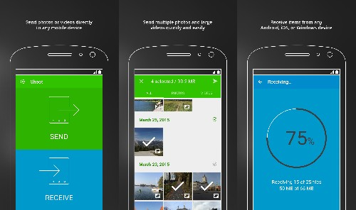 BitTorrent launches $2 photo sharing app Shoot for Android, iOS, and Windows Phone