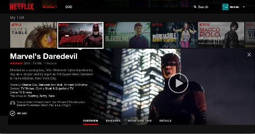 Netflix rolls out revamped website, its first major update in 4 years
