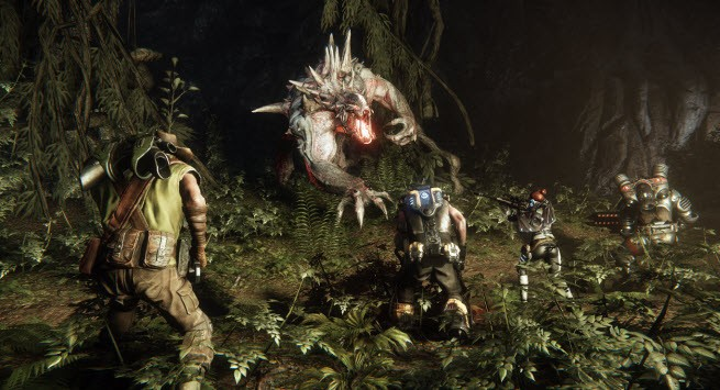 Evolve is a terrifying and fun co-op monster-hunting game from the makers of Left 4 Dead (hands-on preview)