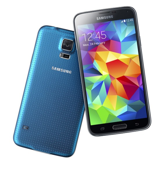 Samsung's Galaxy S5: More of the same — but with a 16MP camera and fingerprint sensor