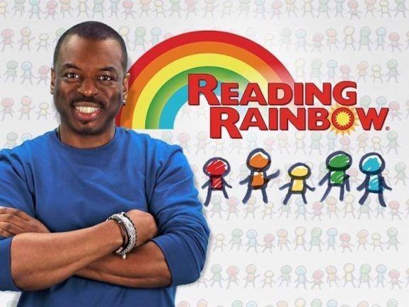 LeVar Burton's Reading Rainbow Kickstarter hits $1M goal in less than a day