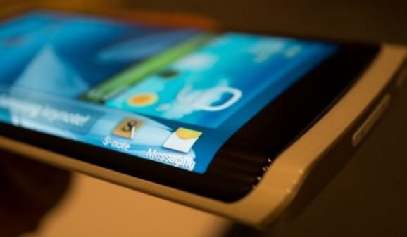 Samsung and LG are really close to announcing curved, flexible smartphones