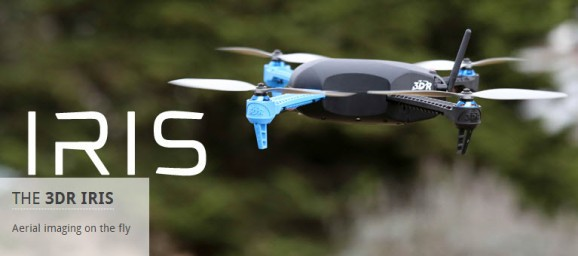 More drone envy: Former Wired editor's 3D Robotics adds $6M for commercial drones