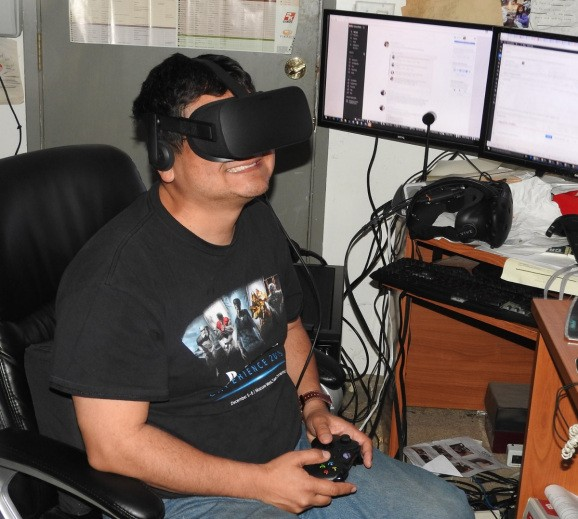 2016 is not the year the masses pick up virtual reality