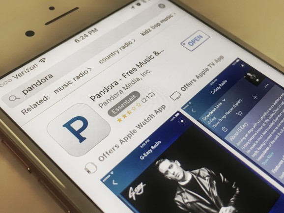 Pandora nabs $480 million from SiriusXM while offloading Ticketfly for $200 million