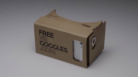 This porn site wants to give you a free Google Cardboard headset