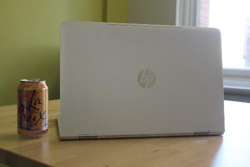 HP's 15-inch Spectre x360 is a big, fast, sleek Windows laptop