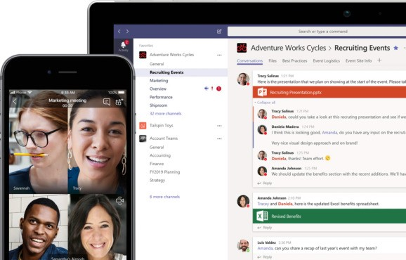 Microsoft Teams' giddy growth looks impressive, but it doesn't tell the full story