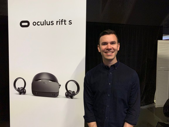Nate Mitchell interview — Why Facebook built the Oculus Rift S headset for the PC