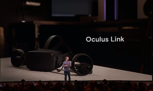 Oculus Quest will get hand-tracking, Oculus Link to play Rift PC games