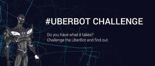 Uber teams with CodeFights to create UberBot, a game to test coding skills of potential hires