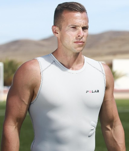 Polar unveils connected sports shirt with built-in heart-rate monitor
