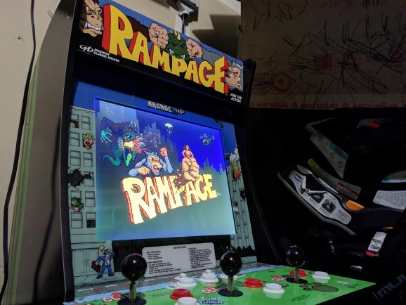 Arcade1Up review — An affordable home arcade experience
