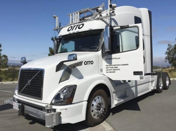 Uber plans to enter long-haul trucking business