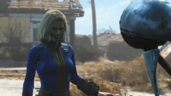 I never want to play Fallout 4 again