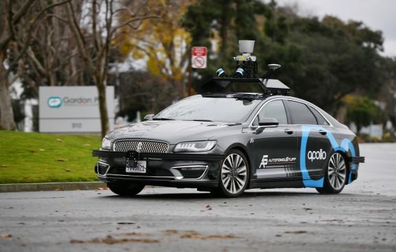 Baidu partners with Intel's Mobileye to enhance Apollo self-driving platform