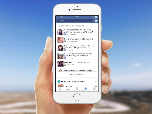 You can now customize Facebook's notifications tab on Android and iOS