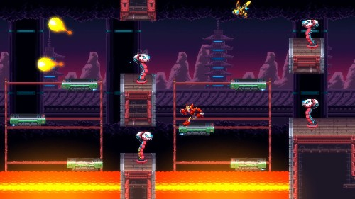 30XX is the sequel to Mega Man-inspired roguelike 20XX