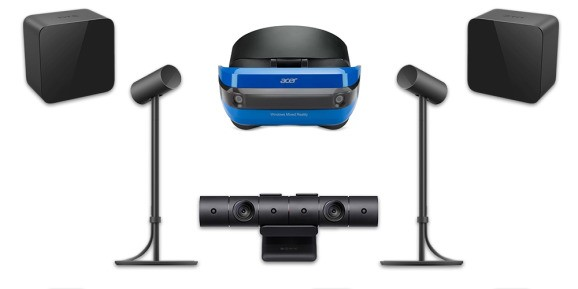How virtual reality positional tracking works