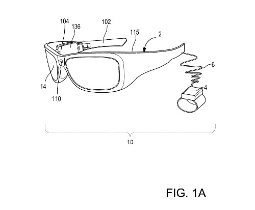 Microsoft granted patent for glasses that detect wearer's emotions