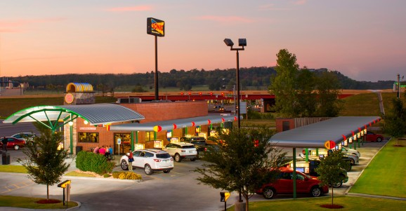 Some Sonic drive-ins are getting AI-powered menu kiosks