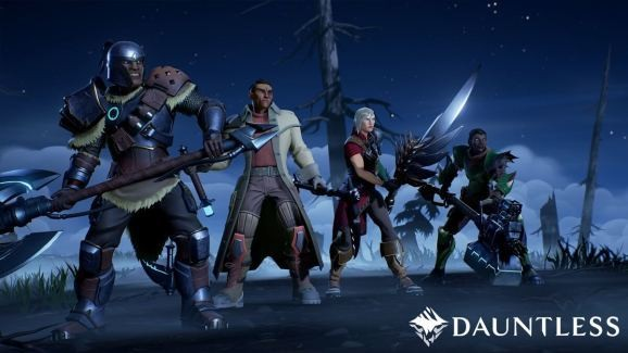 Dauntless is a free-to-play take on Monster Hunter from ex-BioWare and Riot devs