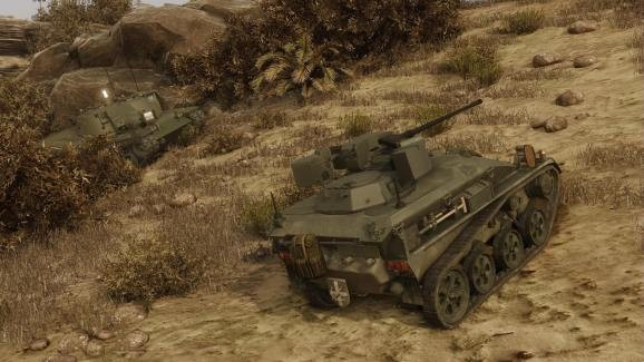 Obsidian lays off undisclosed number of its Armored Warfare staff