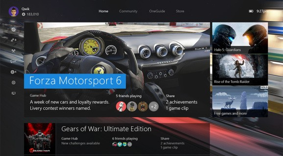 Microsoft details November's redesigned, backward compatibility-adding Xbox One update