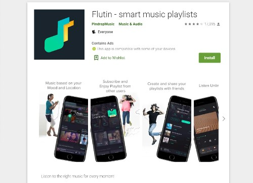 Sega invests in music-discovery tool Flutin