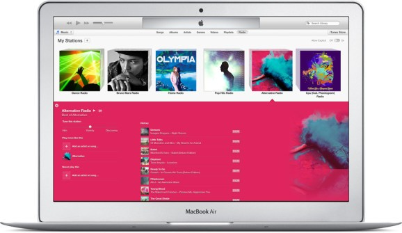 Apple confirms decline in sales of iTunes digital music downloads