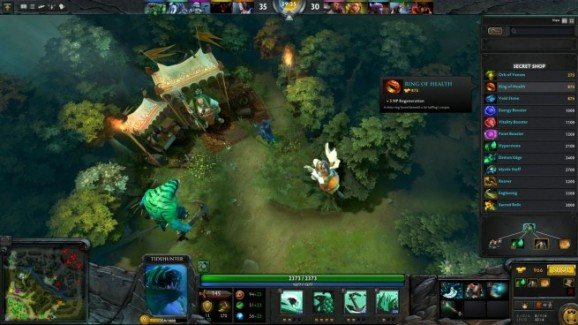 Valve releases Dota 2 on Linux and Mac