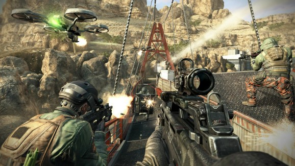 Brainwash the public into accepting soldiers in schools, says Call of Duty director