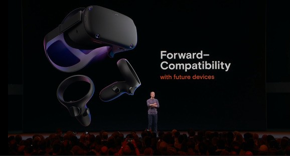 Oculus Quest back-ordered until February