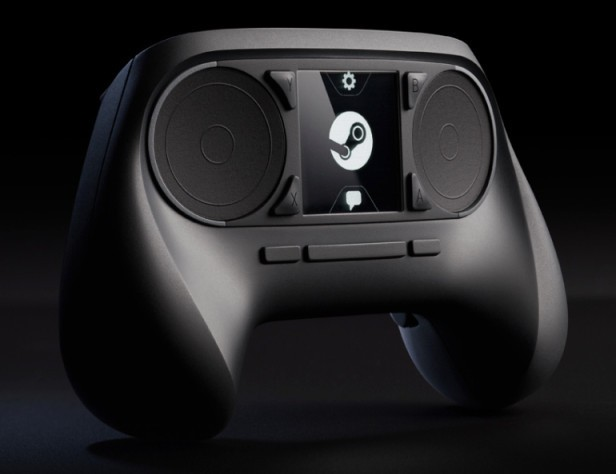 Valve's latest Steam Controller design looks a little less crazy