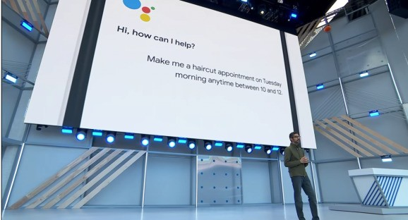 Google Duplex proves human language is the only API that matters